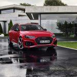 Nouvelle Audi RS 4 Avant restylée