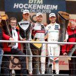 DTM – Audi couronne sa saison la plus réussie par un triple triomphe à Hockenheim