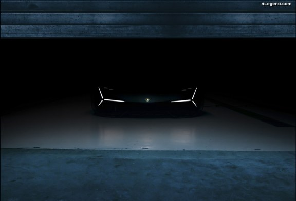 Une future GT électrique Lamborghini à 4 portes pour 2025 en étude