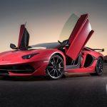 Anecdote – Histoire des portes en ciseaux des modèles Lamborghini