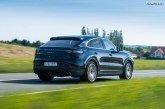 Des pneus Hankook en première monte sur le Porsche Cayenne