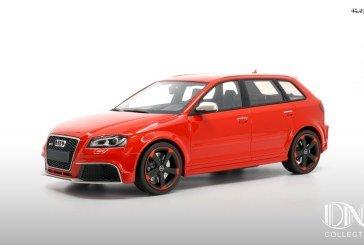 Miniature 1:18 Audi RS 3 8P par DNA Collectibles – 10% de réduction
