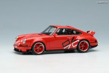 Miniature Make Up Eidolon au 1:43 – Singer DLS Goodwood Festival of Speed 2018