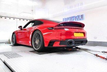 Porsche 911 Carrera de 580 ch par Litchfield – Aussi bien qu'une 991 Turbo S