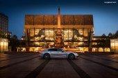 Porsche apporte le son du Gewandhaus Orchestra au centre-ville de Stuttgart