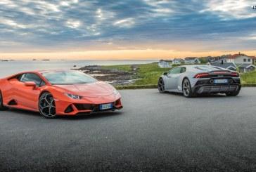 Nouveau record de production pour Lamborghini via l'Huracán