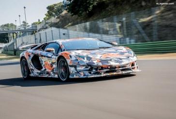 Lamborghini Aventador SVR de 830 ch – Une version ultime pour la piste limitée à 40 exemplaires