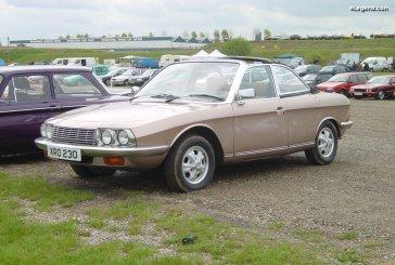 NSU Ro 80 Cabriolet - 7 modèles construits artisanalement