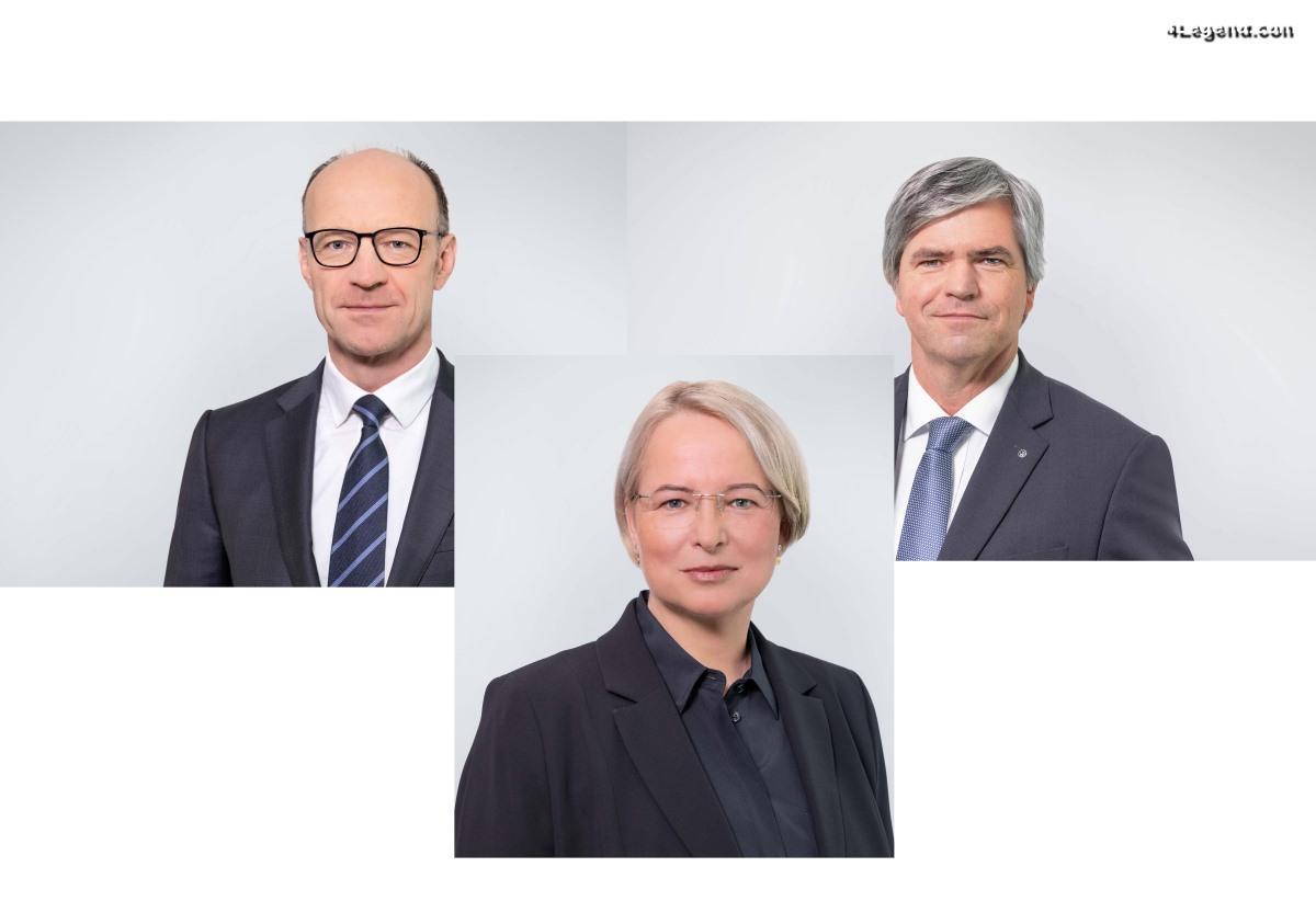 Trois nouvelles personnes au conseil d'administration d'AUDI AG