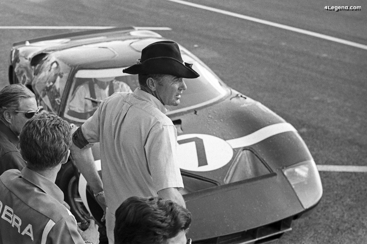 Goodyear '66 : l'histoire des pneumatiques en fond d'écran du film « Le Mans 66 »