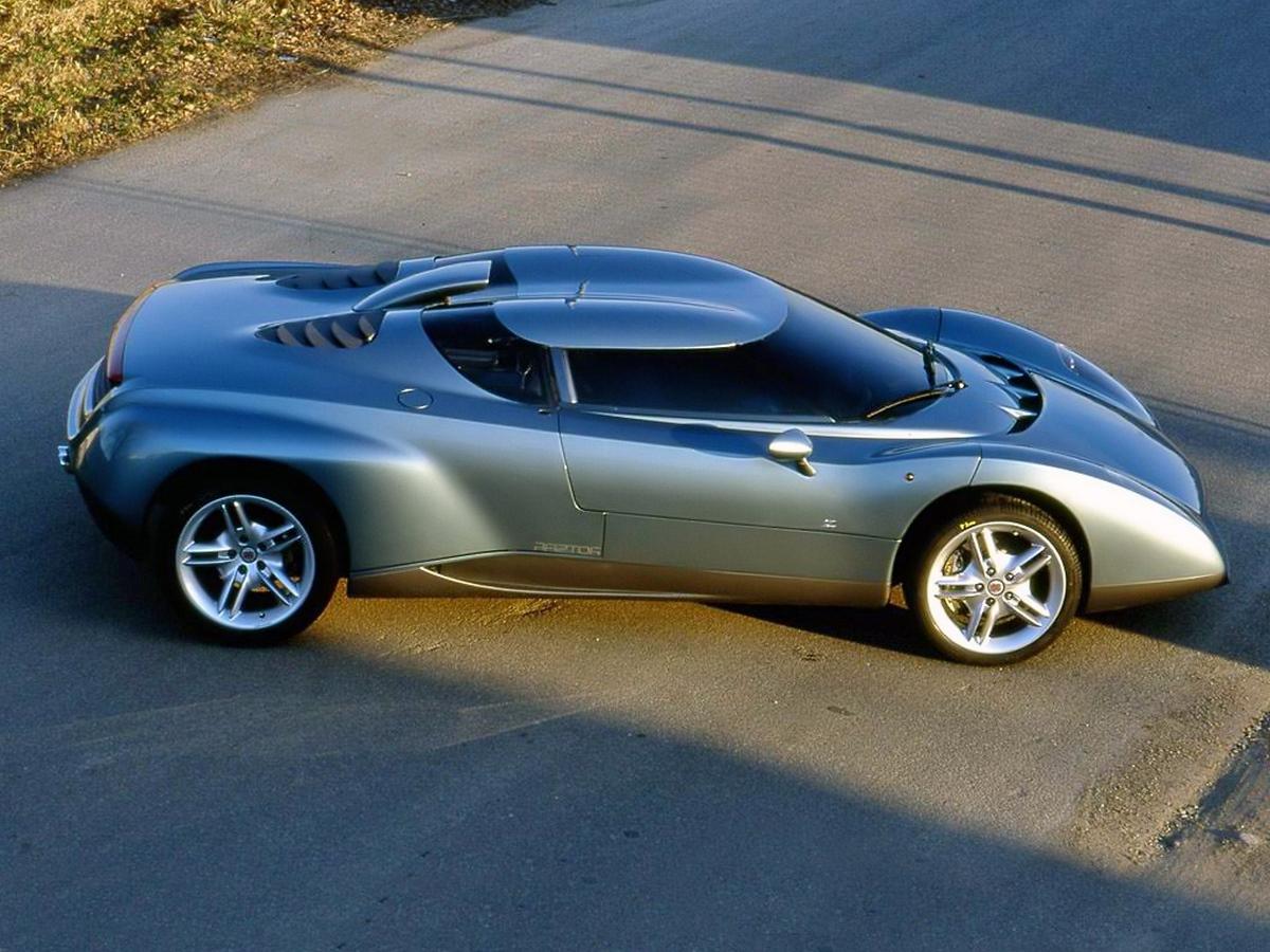 Lamborghini Zagato Raptor Concept de 1996