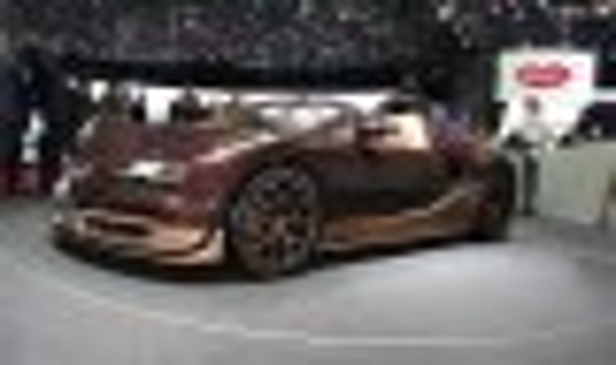Les coûts impressionnants de l'entretien d'une Bugatti Veyron