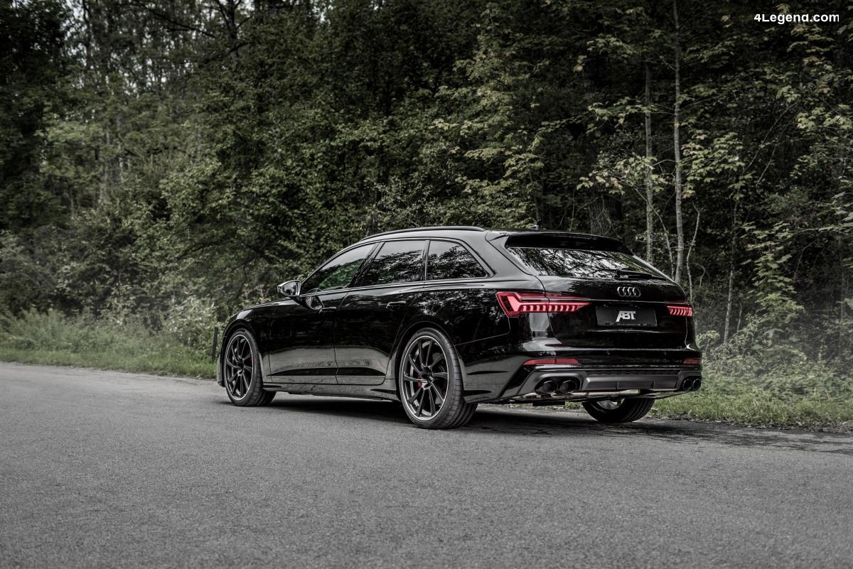 ABT s'occupe des Audi S6 TDI et S7 Sportback TDI : 384 ch & 760 Nm