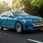 L'Audi e-tron 2019 obtient la note de cinq étoiles aux crash tests US NCAP