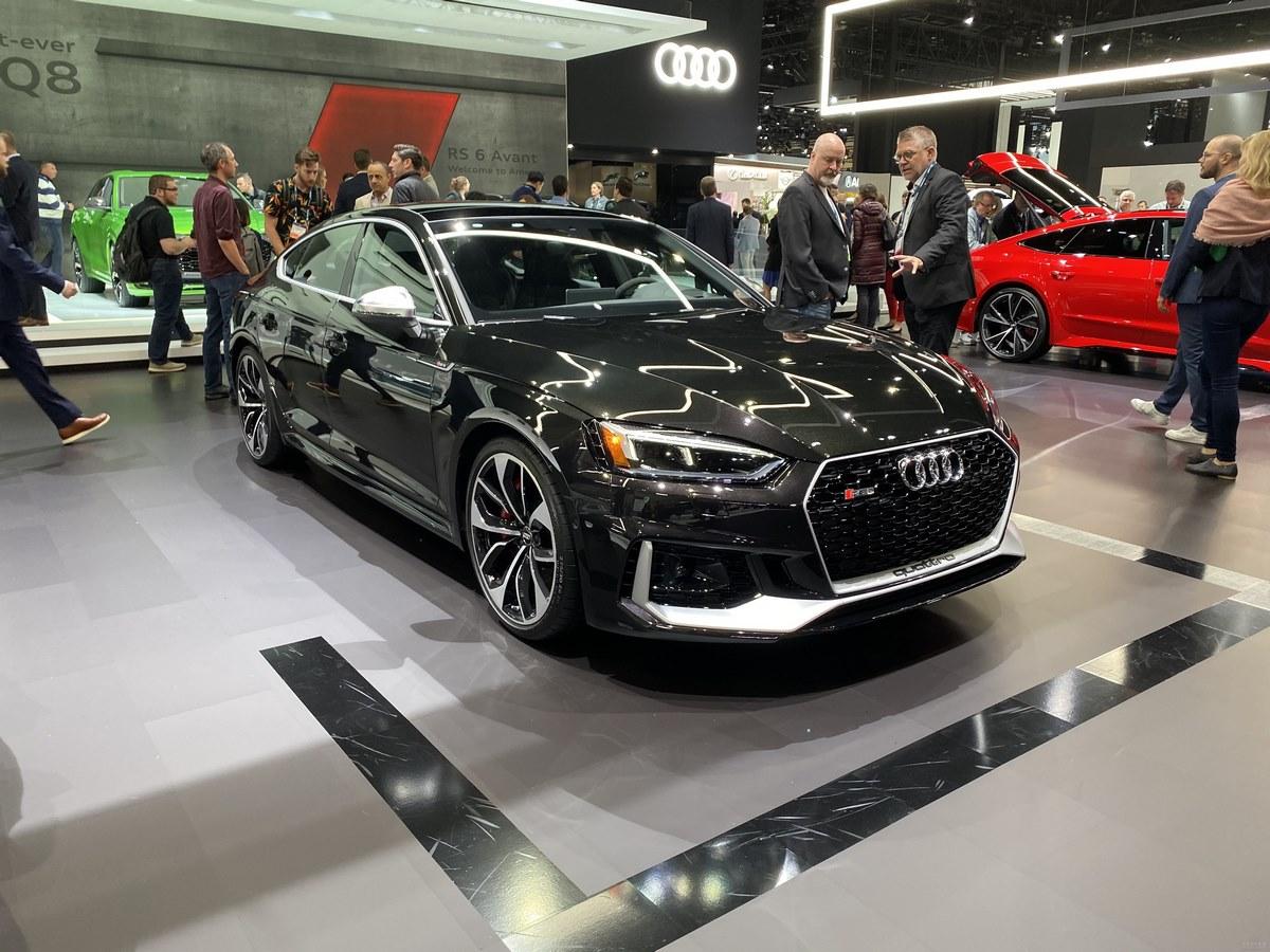 Audi RS 5 Panther edition - 100 exemplaires pour les États-Unis