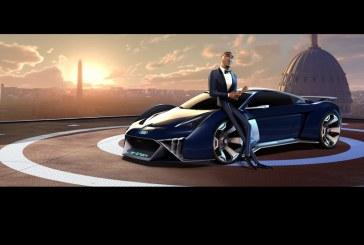 Audi RSQ e-tron – Audi s'associe à Twentieth Century Fox pour le film d'animation «Les Incognitos»