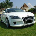 Audi Shooting Brake Concept de 2005 – Compact et sportif