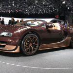 Bugatti Veyron 16.4 Grand Sport Vitesse Rembrandt Bugatti de 2014