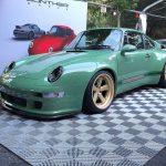 Gunther Werks dévoile la Greenwich – Une Porsche 911 type 993 limitée à 25 exemplaires