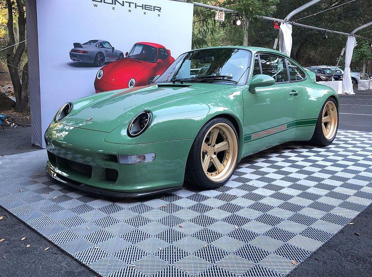 Gunther Werks dévoile la Greenwich - Une Porsche 911 type 993 limitée à 25 exemplaires