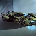 Lamborghini Lambo V12 Vision Gran Turismo – Un concept car virtuel