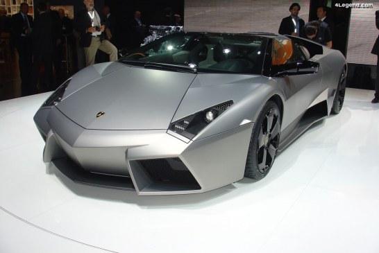 Lamborghini Reventón Roadster – Une version collector limitée à 20 exemplaires