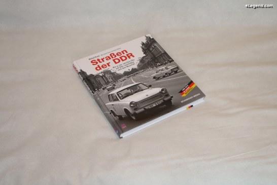 Livre «Straßen der DDR» de Michael Krone – Editions Schneider Media / Delius Klasing