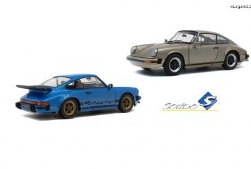 Nouveautés miniatures Solido : Porsche 911 type 930 au 1:18