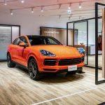 Porsche lance des magasins éphémères pour élargir sa clientèle