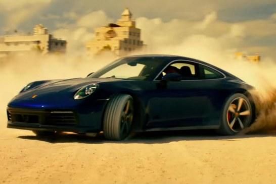 La Porsche 911 Carrera 4S type 992 à l'affiche du film «Bad Boys For Life»