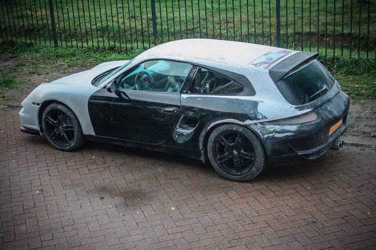 Porsche Boxster Shooting Brake - un projet un peu fou