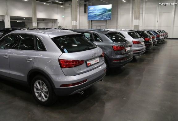 Rappel de 308 000 Audi Q3 pour des problèmes de clignotants