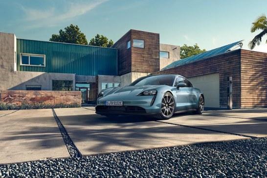 Porsche Financial Services propose des offres d'assurance pour la mobilité électrique
