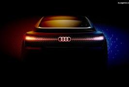 Un nouveau concept d'éclairage Audi dévoilé via un concept car au L.A. Auto Show 2019