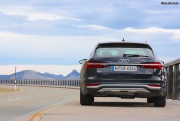 Audi A6 allroad: test drive en mode panoramique