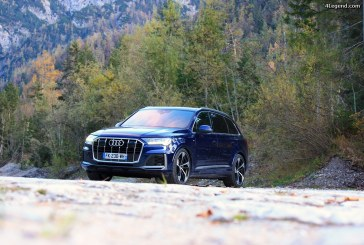 Audi Q7: test drive sur les routes des Alpes bavaroises