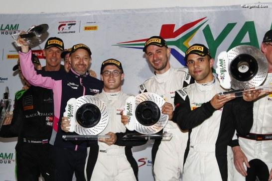 Porsche remporte les titres constructeurs et pilotes avec une victoire en Afrique du Sud