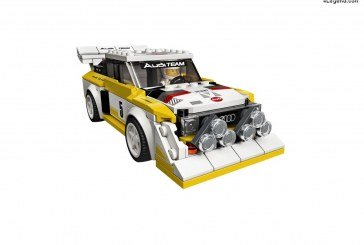 Audi Sport quattro S1 E2 – LEGO Speed Champions