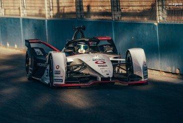 Formule E – Premières photos des essais de Porsche en Arabie Saoudite