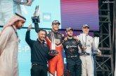 Formule E – Victoire de l'équipe client Audi Virgin Racing à Diriyah
