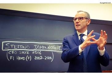 Le PDG de Lamborghini choisi par la Harvard Business School pour s'occuper de son programme de formation des cadres supérieurs