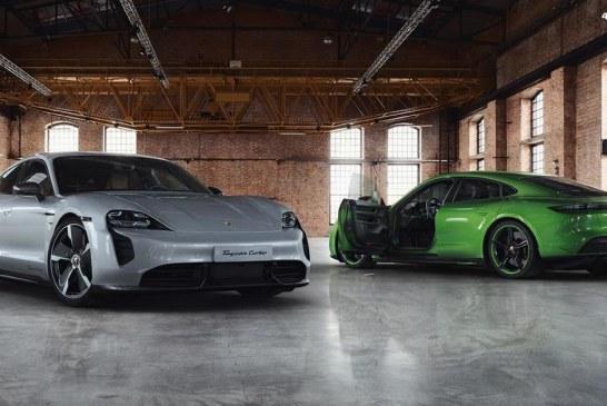 Personnalisation du Porsche Taycan par Porsche Exclusive Manufaktur