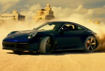 La Porsche 911 Carrera 4S type 992 à l'affiche du film « Bad Boys For Life »