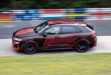 L'Audi RS Q8 bat le record du tour sur la Nordschleife du Nürburgring