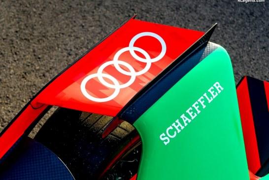 Audi et Schaeffler renforcent leur partenariat en Formule E