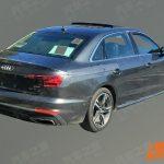 Spyshots nouvelle Audi A4 L 2020