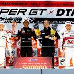DTM – Podium pour le pilote Audi Loïc Duval à Fuji