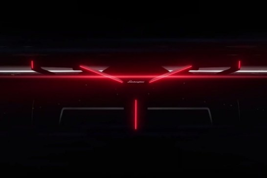 Lamborghini tease un nouveau concept pour le jeu Gran Turismo