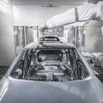 Audi adopte la «peinture sans sur-pulvérisation» de série