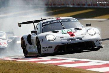 WEC – Deuxième pole position pour Porsche en GTE aux 4 heures de Shanghai 2019